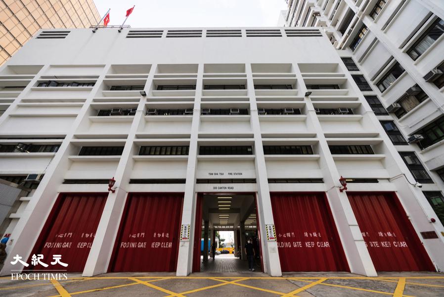 被投訴「嘲諷」墮海女警 傳2消防員已停職候查