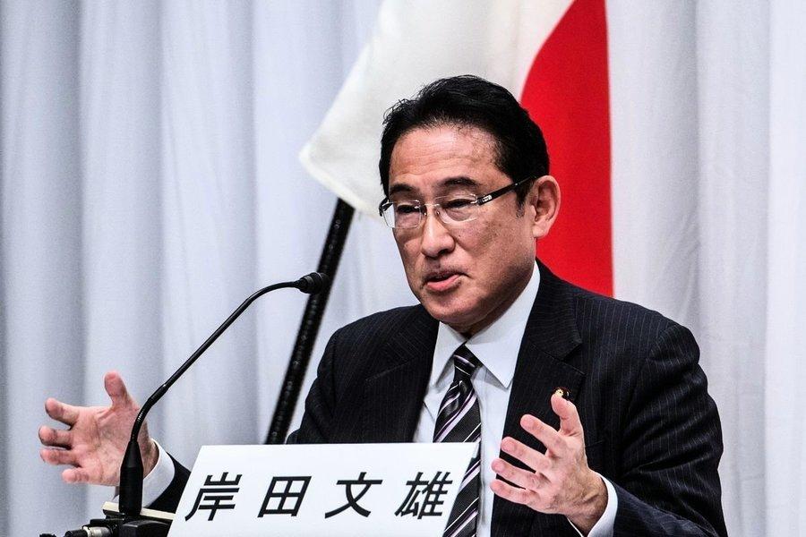 岸田文雄將任日本新首相 實現自由開放印度太平洋