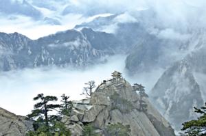 【故國神遊】北宋篇(5)  扶搖直上希夷境 太華頂上白雲深