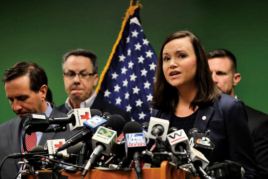 指控「抓了就放」政策違法 佛州起訴拜登政府