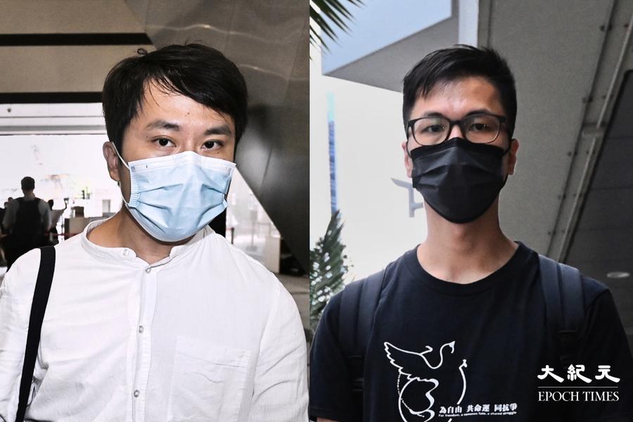 新界西區議員下周五宣誓 鄺俊宇曾參加初選 梁錦威正在還押