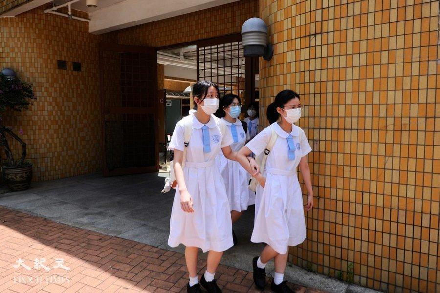 教育局:本學年學額空缺  中學增2600小學增5300