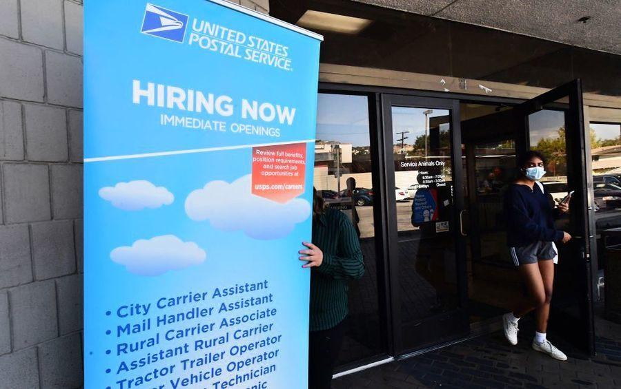 美首領失業救濟人數36.2萬遜預期 意外連升三周