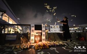 南丫海難9周年|家屬海傍悼念  無奈未能啟動起訴程序