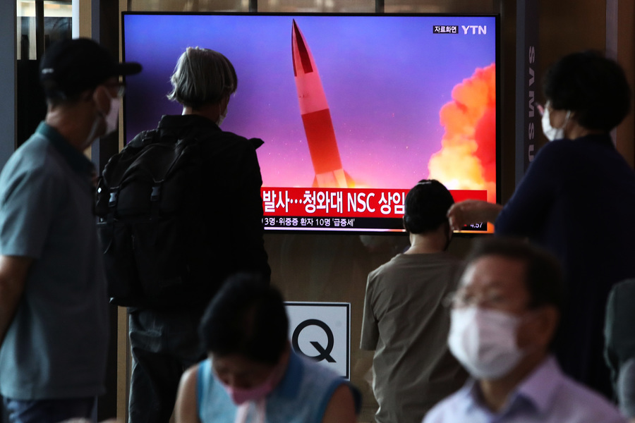 中俄攪局 安理會緊急磋商朝核問題無結果
