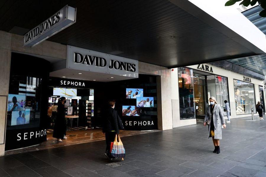 澳洲8月零售銷售按月跌1.7% 百貨公司連兩月跌雙位數百分比