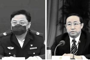中共前司法部長落馬 專家:還有三政法高官高危