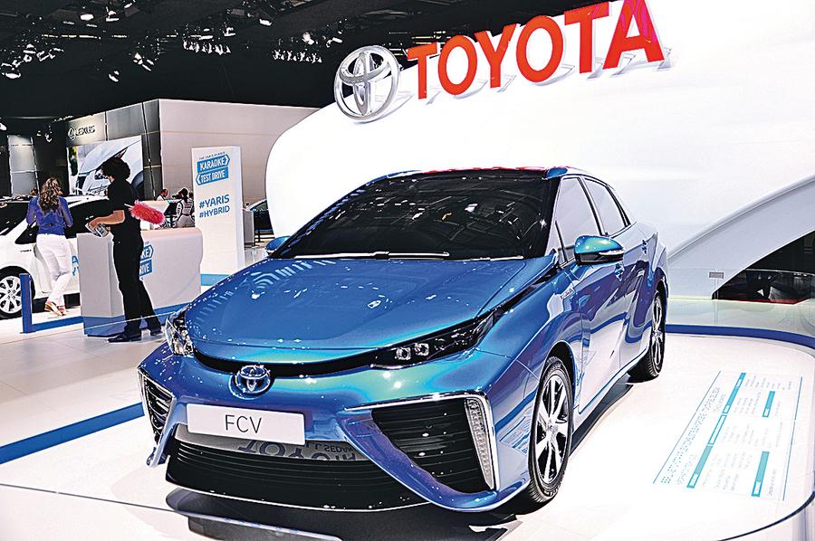 品牌價值豐田全球第五大