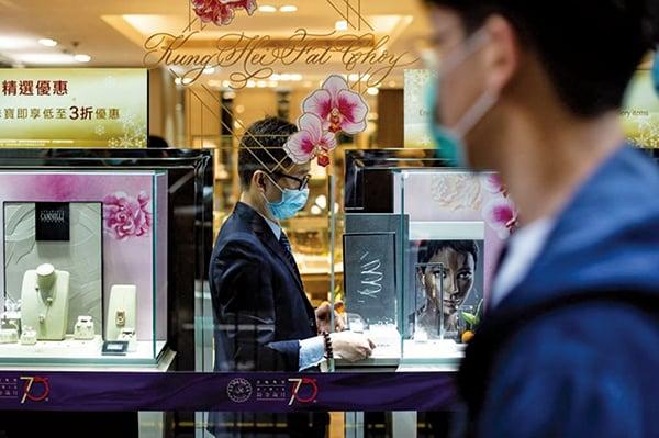 珠寶業八月零售額年增28% 券商普遍看好黃金零售股