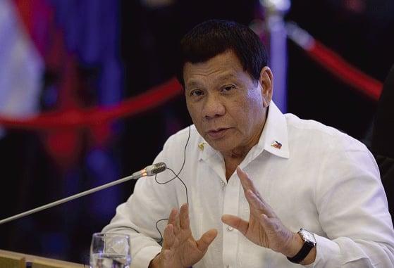 菲律賓總統宣布將退出政壇