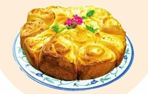 奧地利傳統甜點蘋果捲