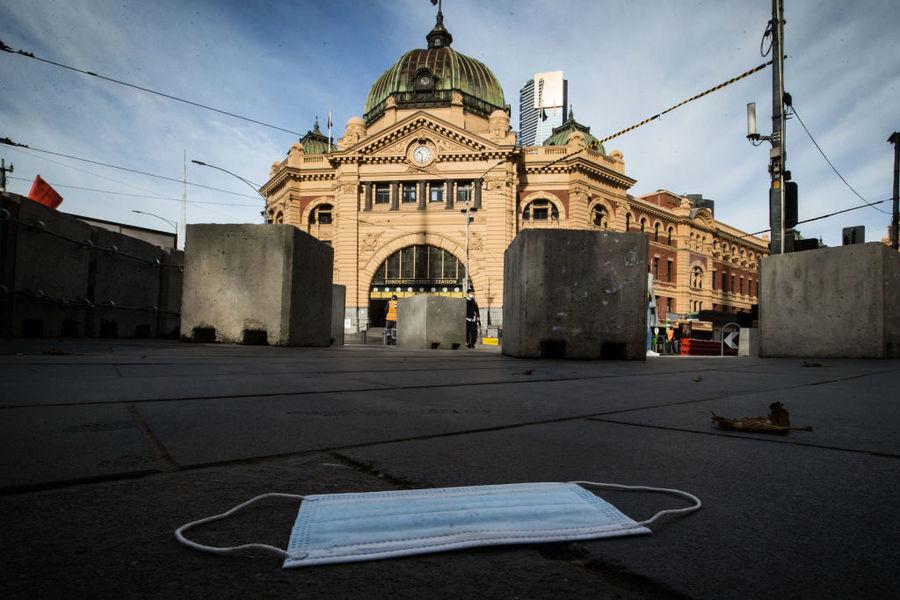 澳洲墨爾本成為全球疫情封鎖時間最長的城市