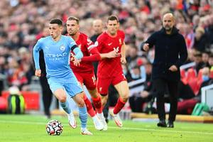 英超焦點戰精采對決 利物浦2-2戰平曼城