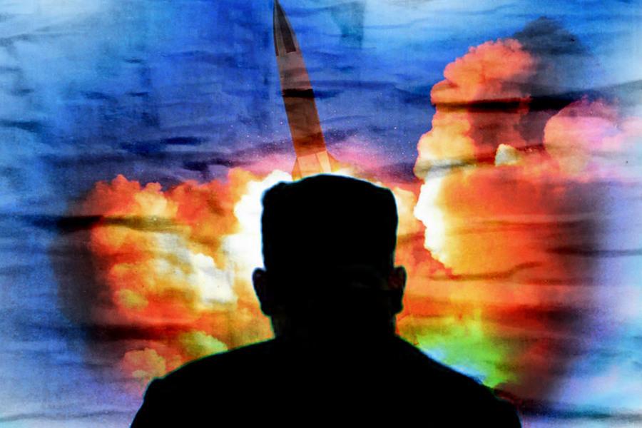 【軍事熱點】美日韓緊急磋商平壤的導彈威脅