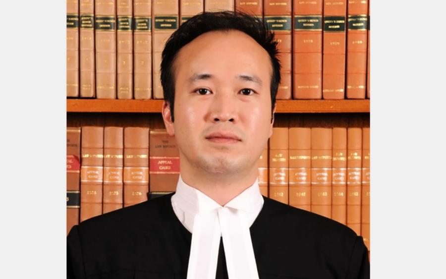 消息:國安法指定法官、總裁判官蘇惠德因病入院