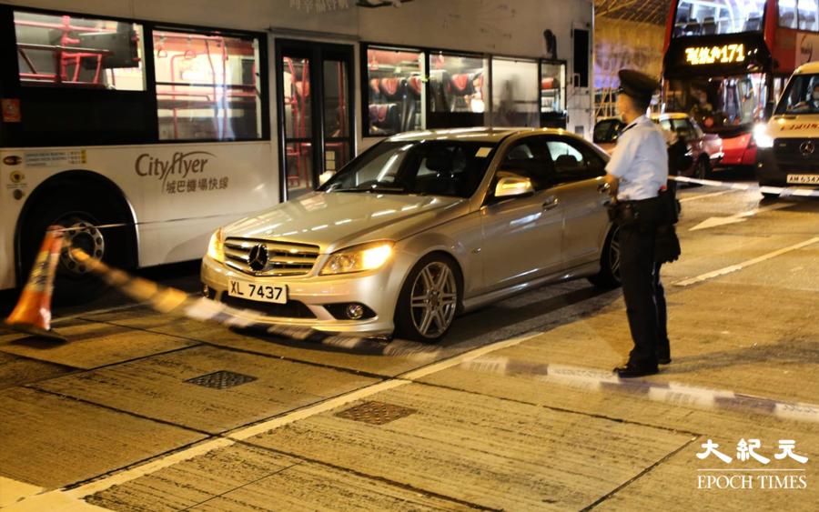 【突發】男子油麻地遭毆劫搶車 賊人深水埗棄車逃離