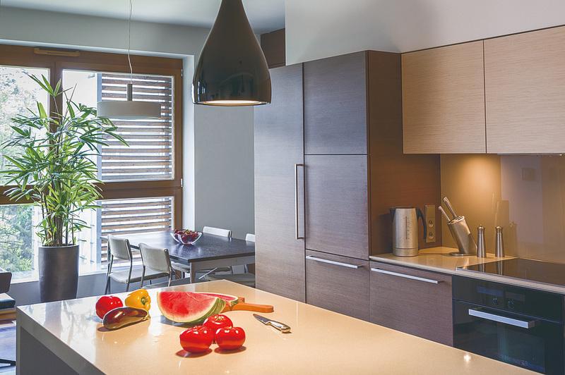 如何設計稱心滿意的廚房