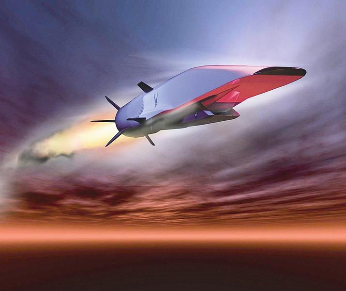 【時事軍事】美國高超音速武器後來居上