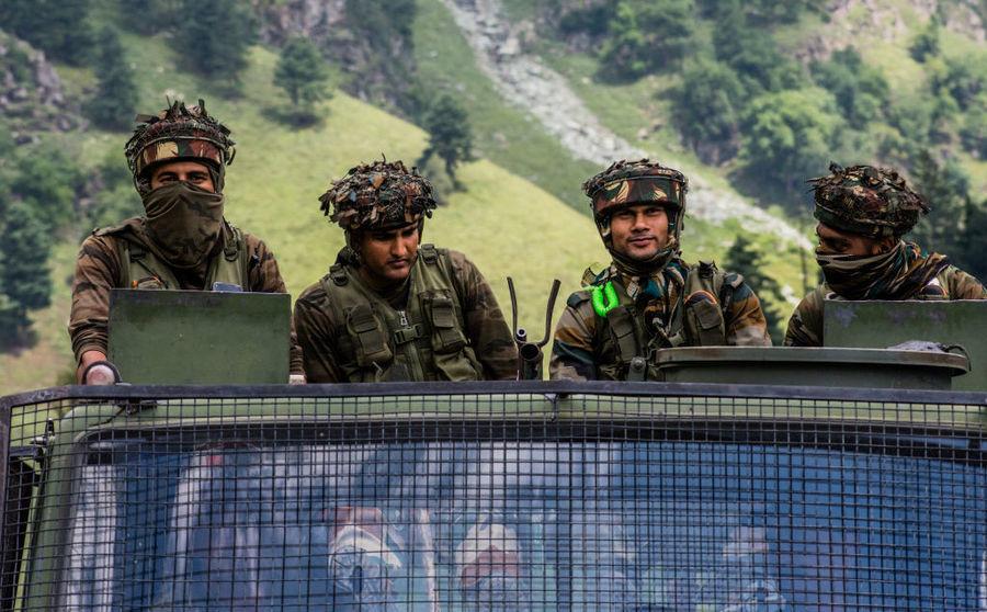 中印邊境增兵創紀錄 分析:中共沒優勢