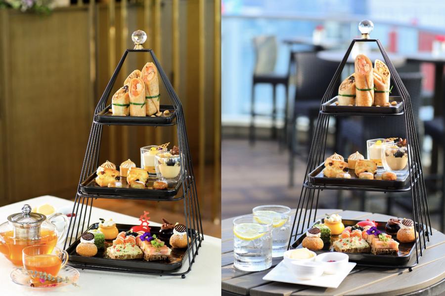 Harlan's推出周末下午茶 超過15款精緻咸點甜點