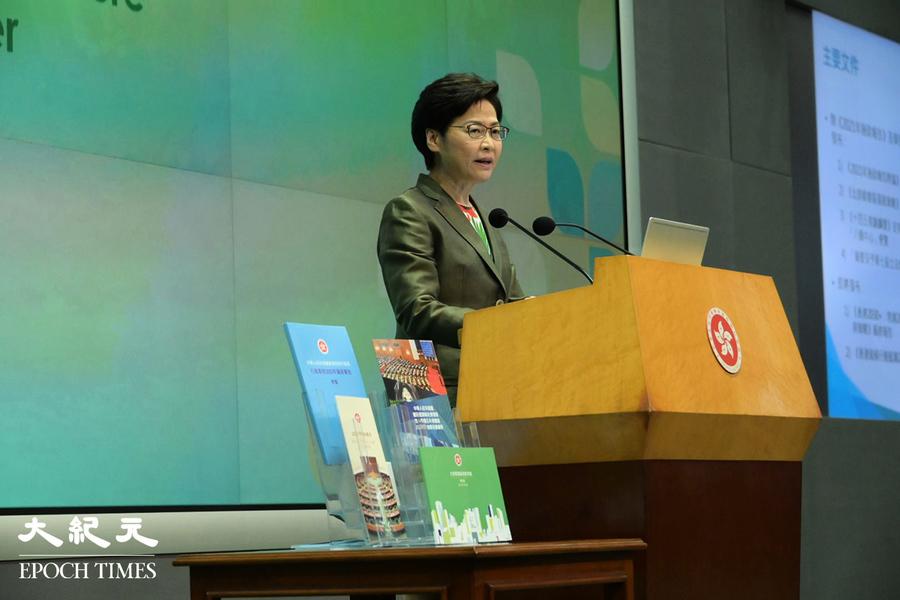施政報告|香港民研即時調查 初步結果近半市民不滿施政報告