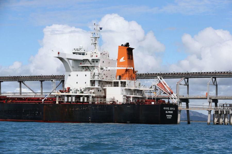 煤炭告急  傳中國悄悄開放澳煤船卸貨