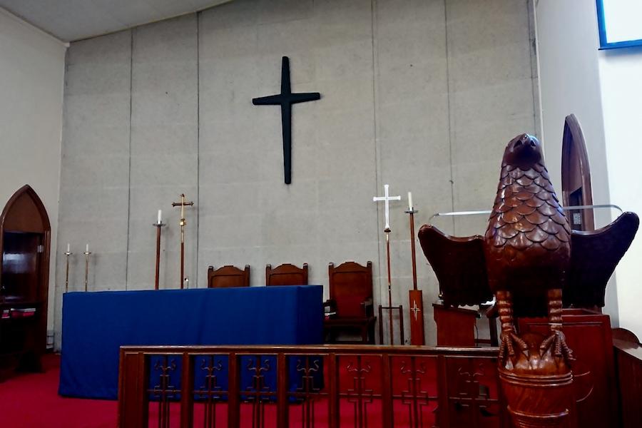 聖公會牧愛堂。(鄺嘉仕提供)
