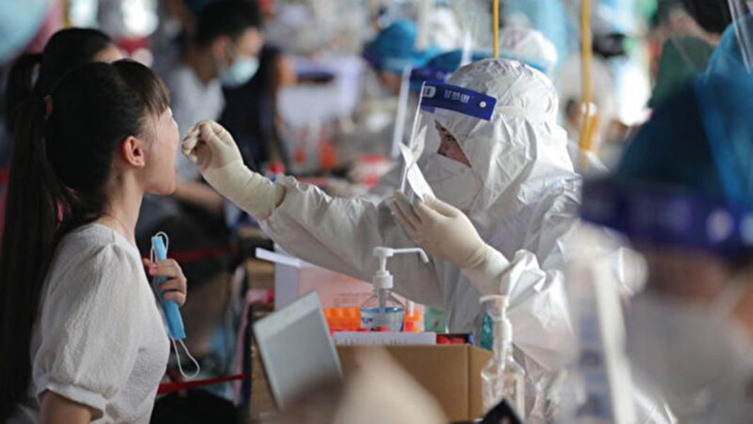 內部急電洩密 當局為突發疫情做準備