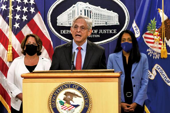 指示FBI應對抗議家長 美司法部公告惹議