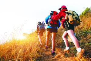 登山體能訓練計畫 讓你保持最佳狀態