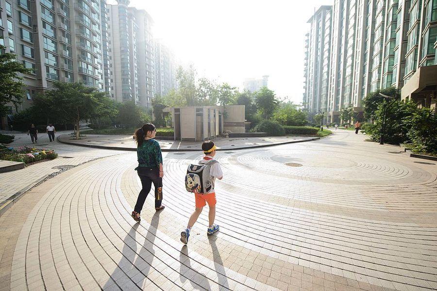 北京學區房價格縮水 地產經紀人:教改所致