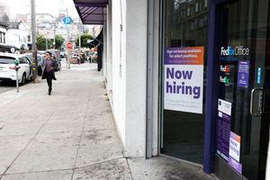 美首領失業救濟人數降至32.6萬勝預期 創四周新低