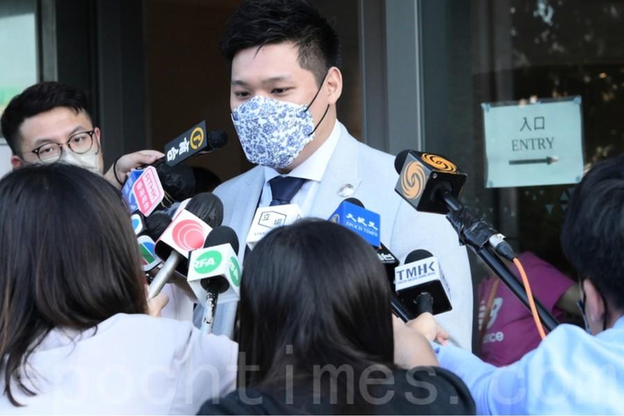 新東16民主派區議員宣誓後遭DQ 劉頴匡:是榮耀不是恥辱