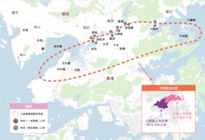 林鄭避談北部都會區開支 潘焯鴻估計至少12個明日大嶼