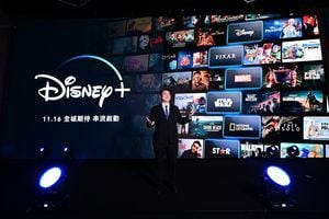 Disney+下月香港 月費73元可連接10部裝置