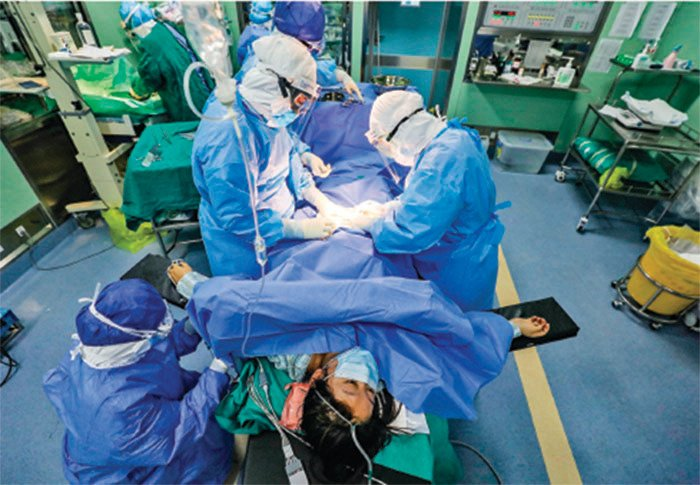 陝西疑似莆田系醫院 虛假手術被曝光