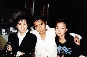 梅艷芳58歲冥壽 梁朝偉貼溫馨合照悼念
