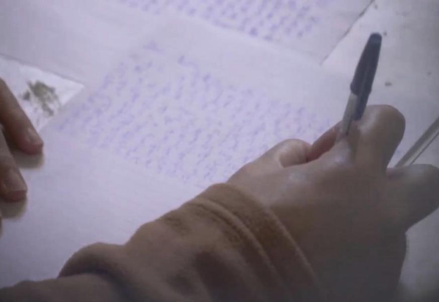 馮睎乾:獄中寄信的故事