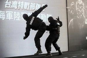 【時事軍事】台官方證實 存在斬首行動精銳部隊