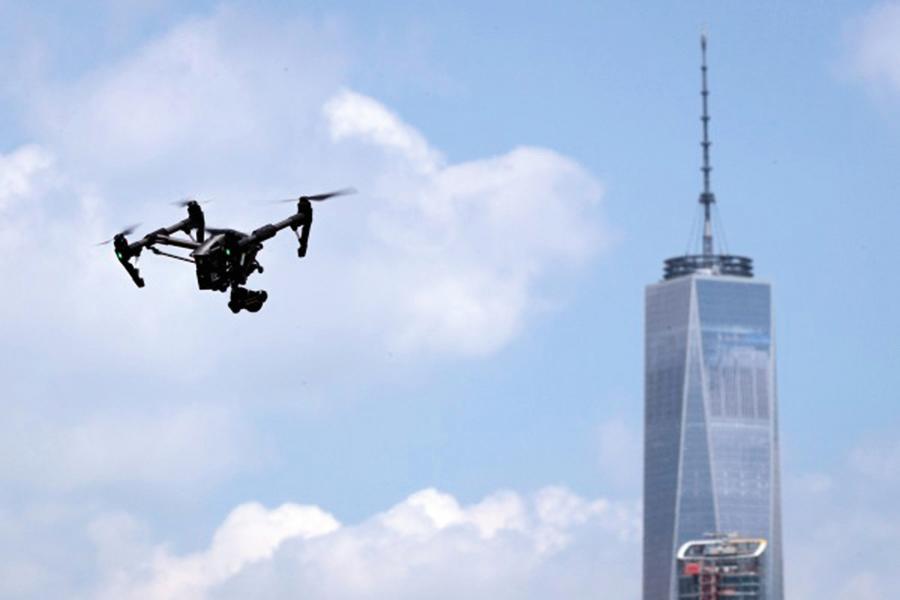 拜登政府購買大陸無人機 前情報總監:危害國安