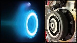 衛星引擎首次用於遠征太空船 NASA開啟太陽能飛船新時代