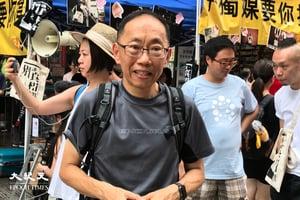 35%移英港人找到工作 吳志森:一切重新開始
