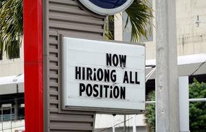 美首領失業救濟人數低於30萬 疫爆以來首次