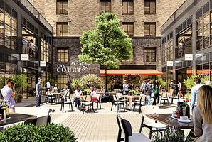 倫敦推出首個畫布住宅 購買者可自主進行個性化裝修