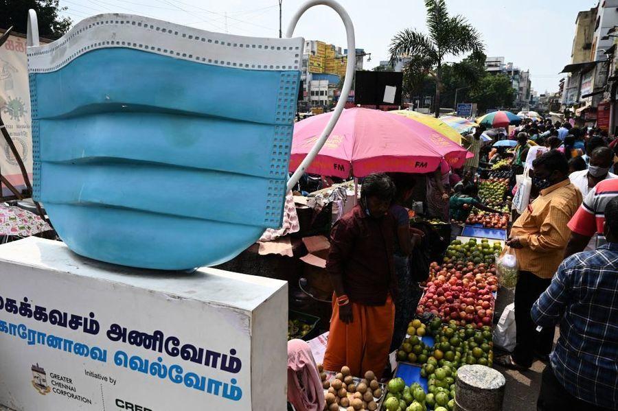 印度批發價9月年漲超過10% 木瓜與鐵礦砂飆逾60%及90%