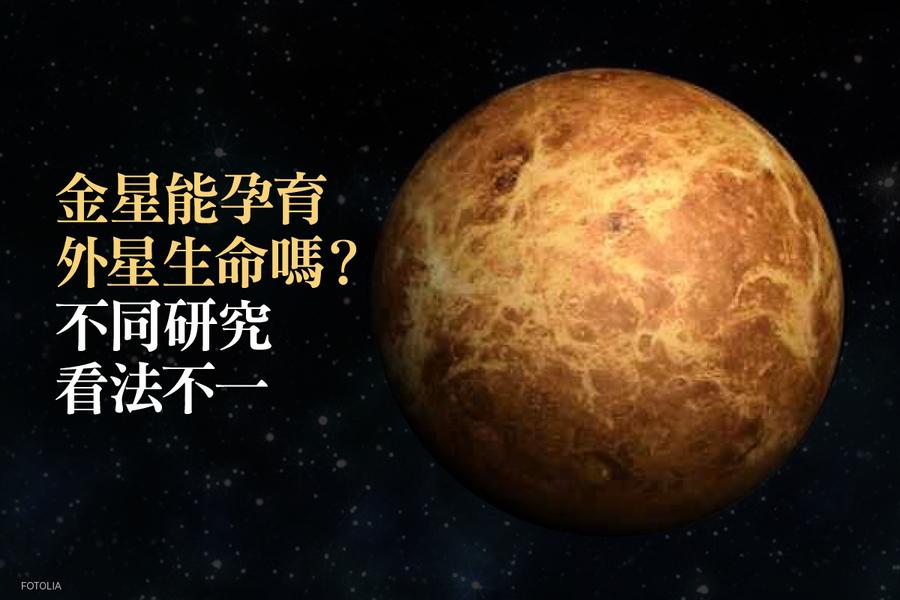 金星能孕育外星生命嗎?不同研究看法不一