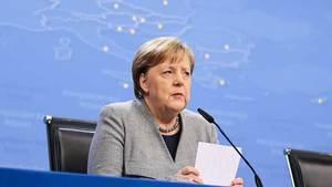 默克爾與習近平告別後號召歐洲團結起來應對中共
