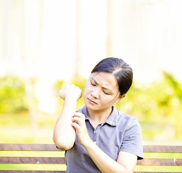 燕麥多酚化合物 紓解乾癢肌膚