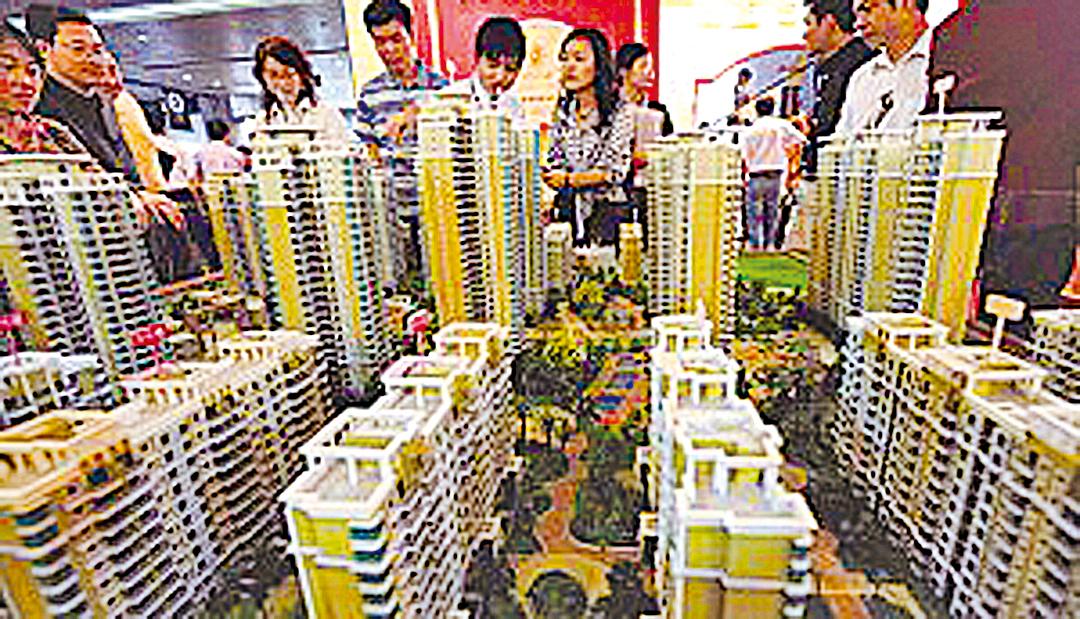 中國房市調控措施不斷升級。(Getty Images)