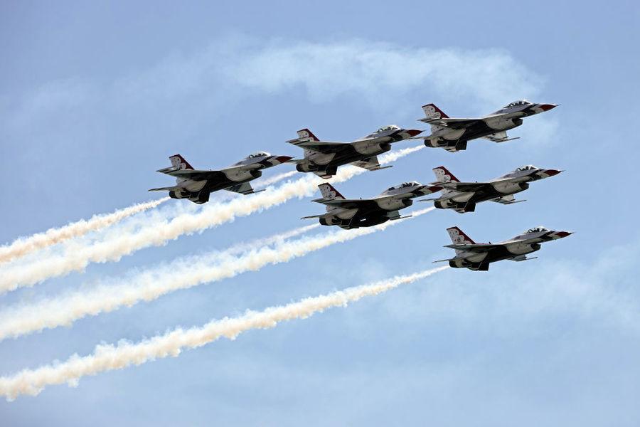 美國軍方呼籲警惕中共的空軍實力 (影片)